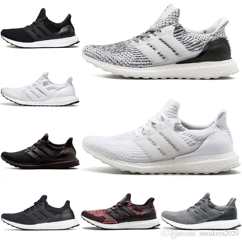 zapatillas adidas energy boost gris negro blanco