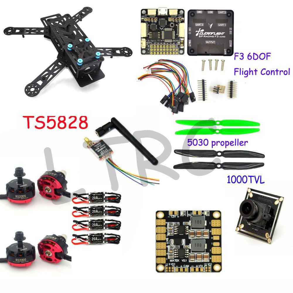 Wholesale Diy Qav Quadcopter Frame Kit Flight Controller Zmr - Free invoicing tool kaws online store