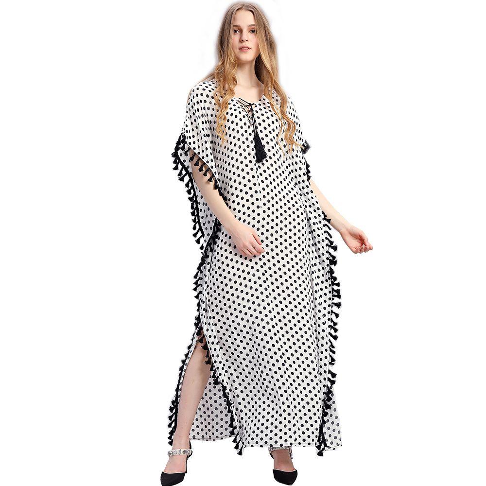 2d92b08024ffa Cheap Dresses Women Summer African Ethnic Print Kaftan Maxi Dress ...