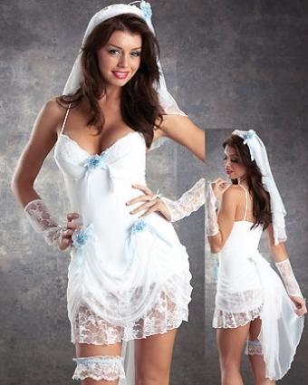 5c0094fab Loja Virtual De Lingerie Dia Das Bruxas Das Mulheres Sexy Nupcial Vestido  De Noiva Fantasia Noiva Querida Traje Do Partido Para Adultos Y1892611  Lingerie ...