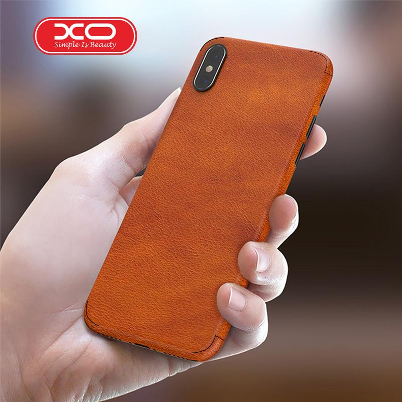 Xo Genuine Leather Back Protective Film For Iphone 7 Back Film