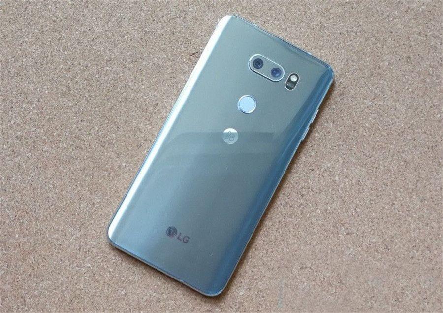 Reformierte Original LG V30 + V30 Plus-H930DS 6,0 Zoll Dual-SIM-Octa-Core 4 GB RAM 128 GB ROM 16MP13MP 4G LTE-Handy entsperrt DHL