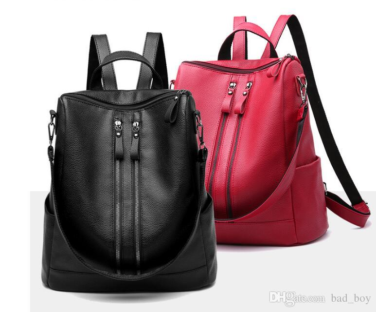 Best Selling Brand Designer Backpack Double Shoulder Bag Luxury ... f07f7db3bae84