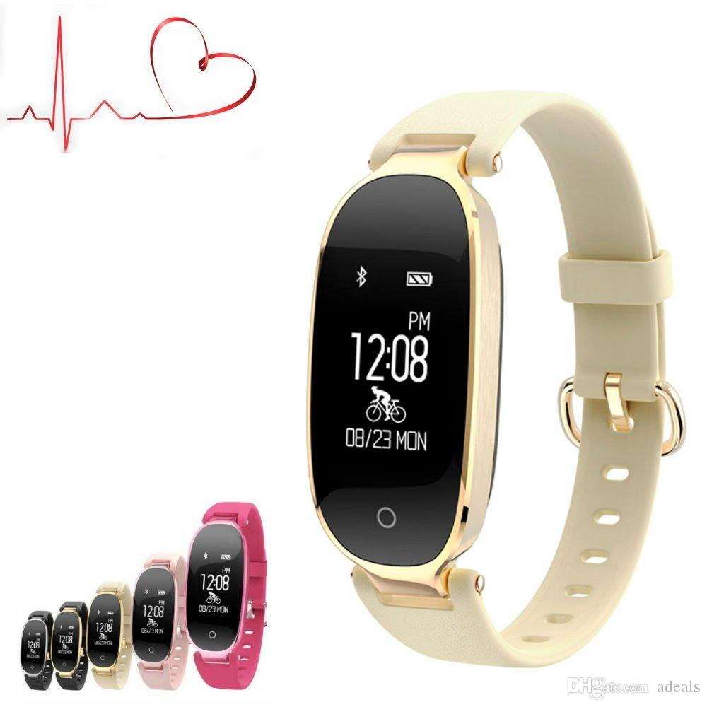 S3 Smart Watch Women Smartwatch Heart Rate Monitor Wearable Devices  Bluetooth Smartwatch For Android IOS Reloj Inteligente Activity Tracker  Wristbands ... ea9642237857