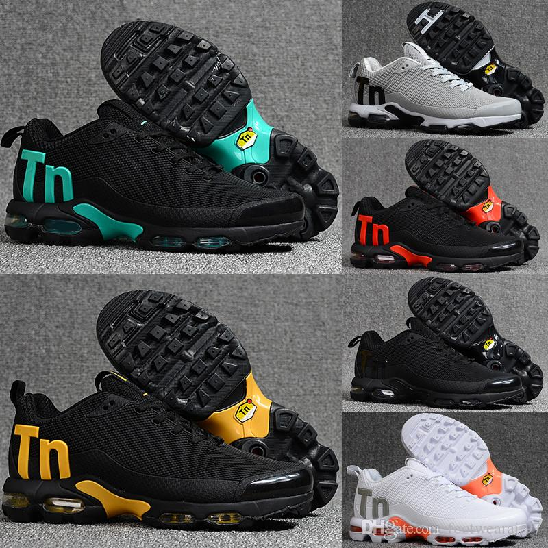 cd1cfb34e51 Mercurial TN Plus Running Shoes Cushion Tn Top Quality KPU Surface Black  Blue Gold Brand Sneakers Athletic Shoes For Men Size 40 46 Summer Shoes  Best Shoes ...
