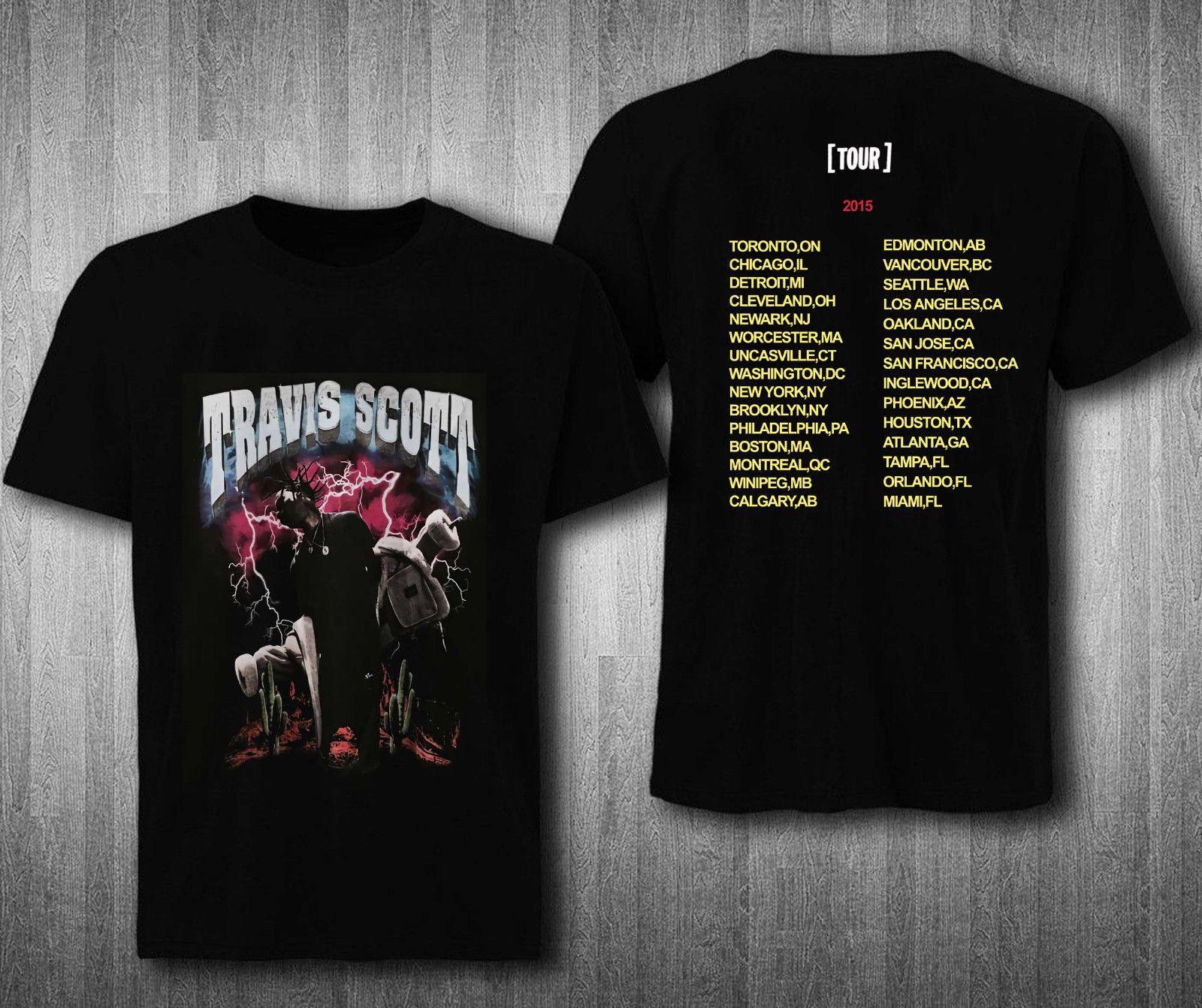 c13969ad9c6c Travis Scott Pen & Pixel T Shirt RODEO MADNESS New Fashion Mens Short  Sleeve T Shirt Cotton T Shirts Make A Tee Shirt Funniest T Shirts From  Baishi2, ...