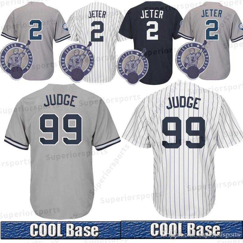 59cbe4a5099 2019 New York Yankees 99 Aaron Judge 2 23 Don Mattingly 24 3 Babe Ruth 7  Mickey Mantle 13 42 Mariano Rivera 51 Bernie Williams 100% Stitched From  Leejerseys ...