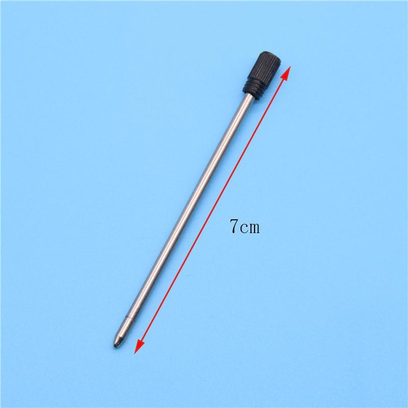 Metallkristallstift-Nachfüllungs-Kugelschreiber-Kugelschreiber für das Schreiben des Qualitäts-Großverkaufs heißer Verkauf 0.7mm geben Verschiffen frei