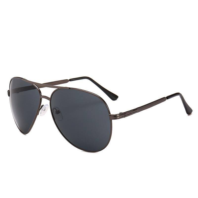 0883d08c24 Cubojue Mens Black Sunglasses Aviation Sunglass Male Vintage ...