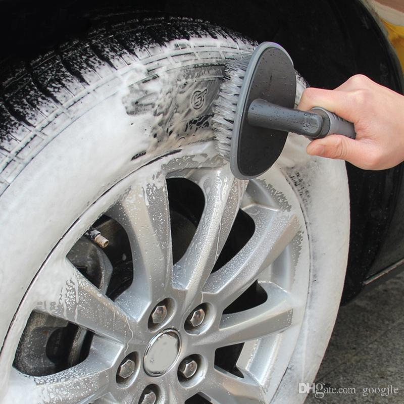 먼지 제거 자동차 타이어 휠 청소 세차 도구 자동차 타이어 브러시 먼지 떨이 스크럽 세차 자동차 관리 자세히 자세히 고품질