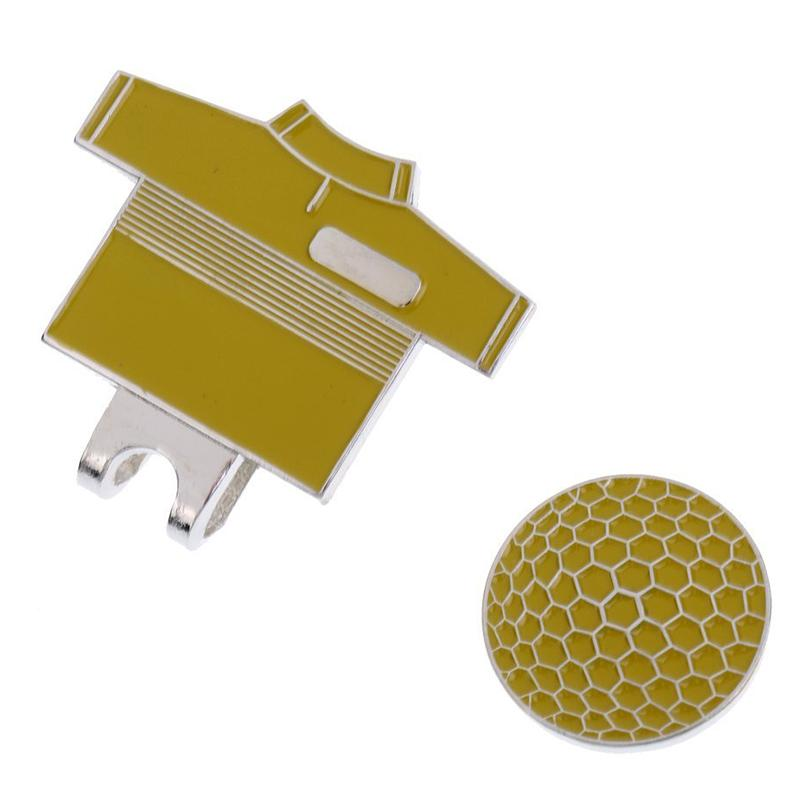 62ebb85995f Golf Hat Clip with Magnetic Ball Marker