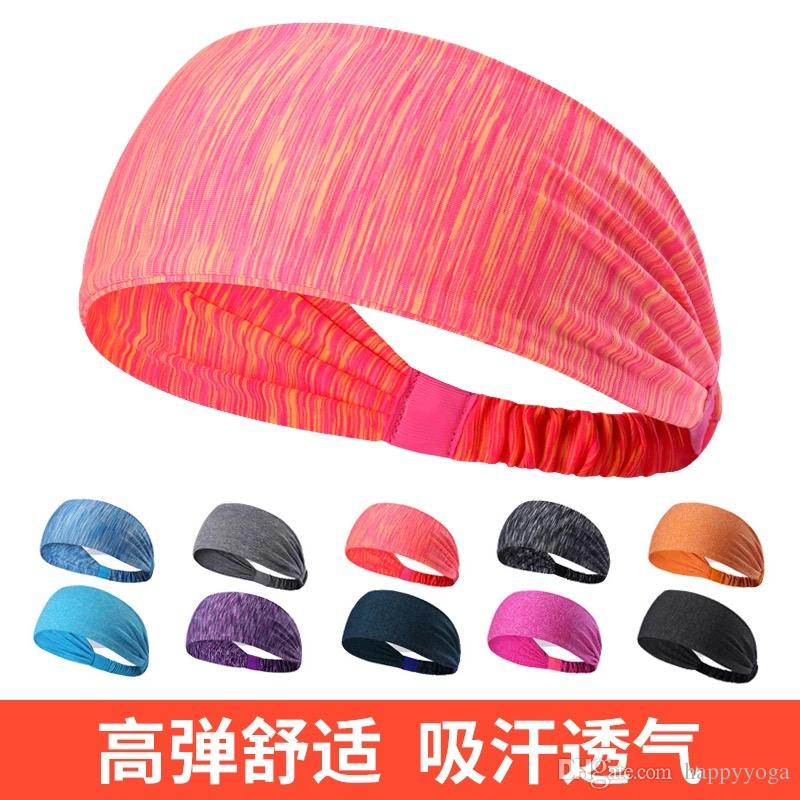 2019 Sports Colorful Headbands 17a7d5cbfe8