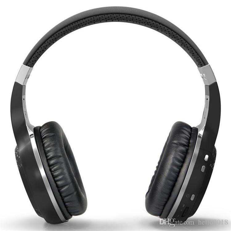 New Arrival Headphones Bluedio HT Version 4.1 Bluetooth Wireless Headset For Mobile Phone And Computers DHL