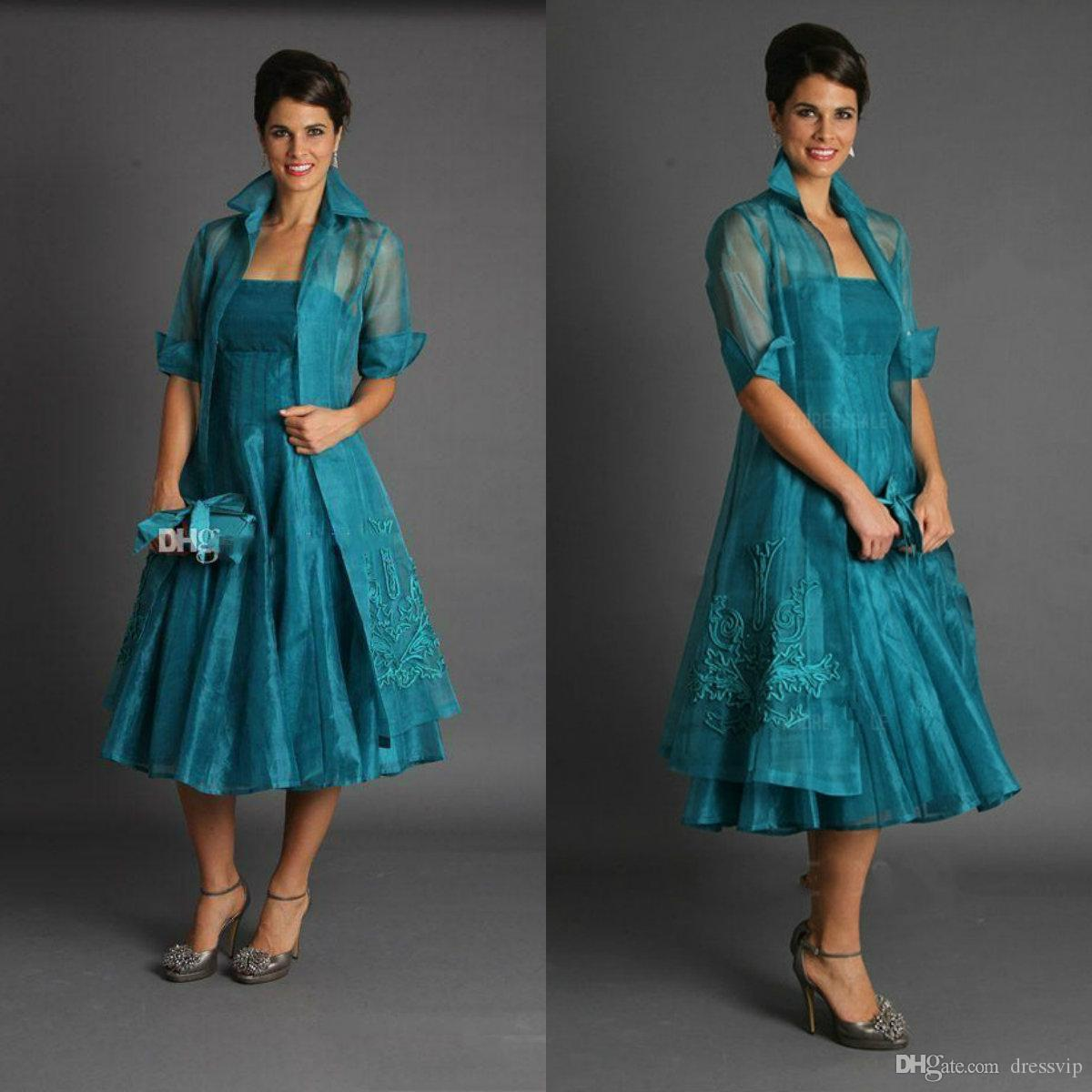 Tea Length Dresses by Scala