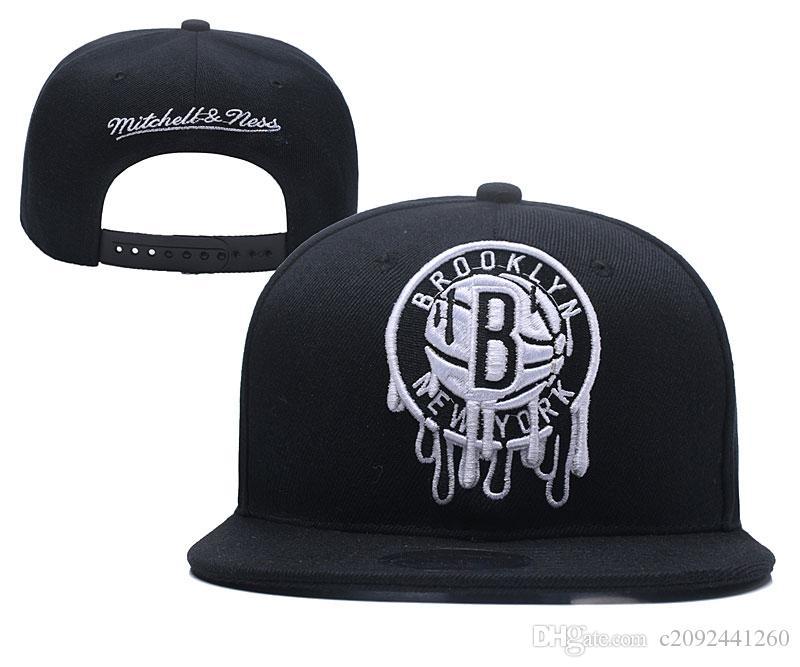 fee901f5624 Sports Sunhats Brooklyn Baseball Cap Nets Hats Discount Wholesale  Adjustable Snapbacks Sport Hats Drop Shipping Baseball Caps Online with   8.2 Piece on ...