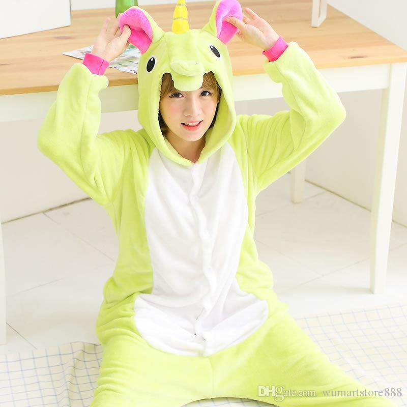 Green Pegasus Adult Unicorn Pajamas Unicorn Onesies Animal Onesies Adult  Animal Onesies Pajamas Christmas Pajamas Groups Of 4 Costumes Office  Costume Themes ... 9f1be80b7