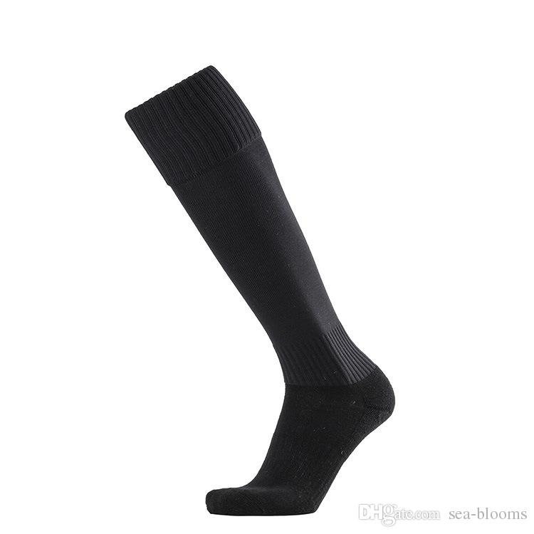 Football Towel Socks Sockings Men'S High Bottom Nylon Sports Socks Cotton Winter Soccer Socks Support FBA Drop Shipping G526S