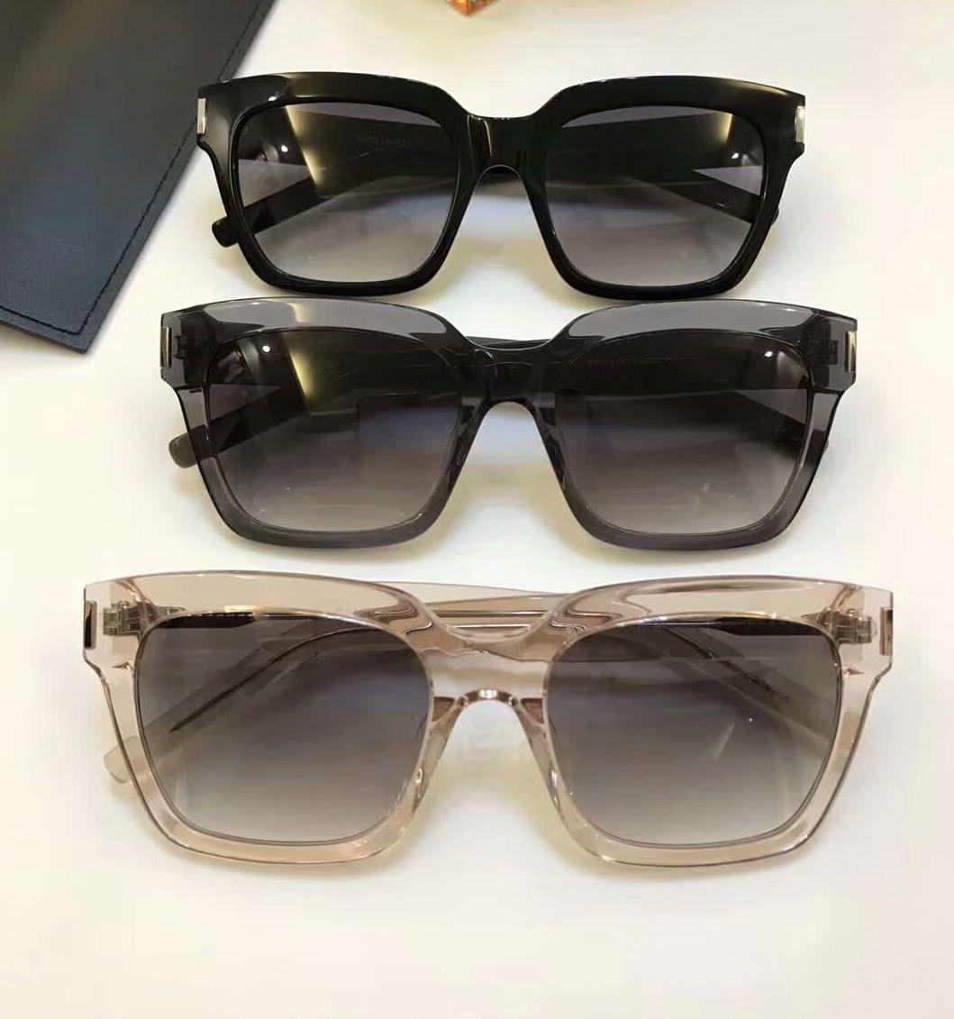 Mode Persönlichkeit Metall Sonnenbrillen,LeopardFrameGradientTea