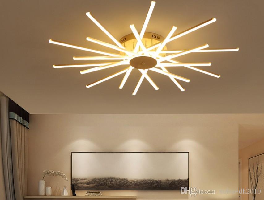 Acquista nuovo arrivo moderno led lampadario a soffitto luci