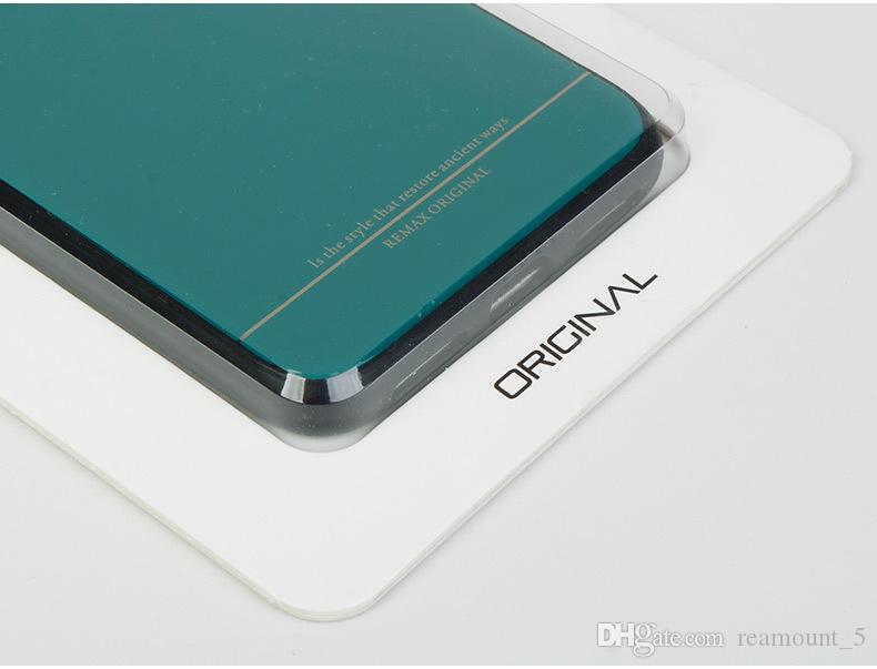 Universal Mobile Phone Case Package Paper Kraft Brown Custom Packaging Box for iPhone 7 plus Case