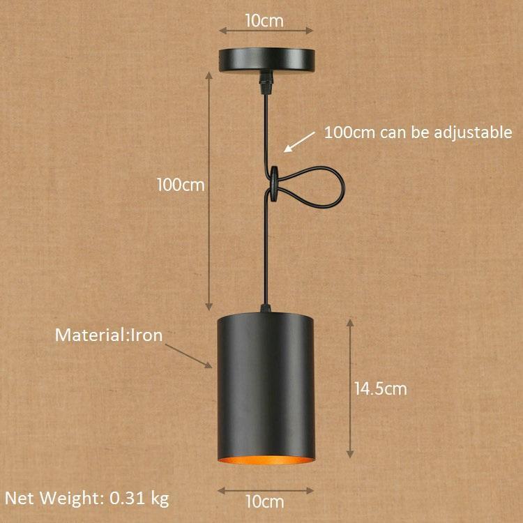 Grosshandel E27 Led Pendelleuchten Esszimmer Lampe Loft Beleuchtung