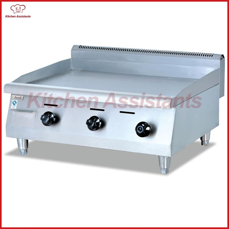 Acquista Piastra Piano Cottura A Gas GH36 Cucina Di Hotel E ...