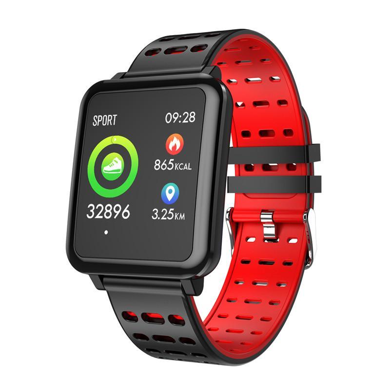 Aktiv Smart Uhr R6 Blutdruck Herz Rate Montior Sport Smartwatch Ip67 Wasserdichte Schrittzähler Fitness Tracker Uhr Sms Erinnerung Intelligente Elektronik Tragbare Geräte