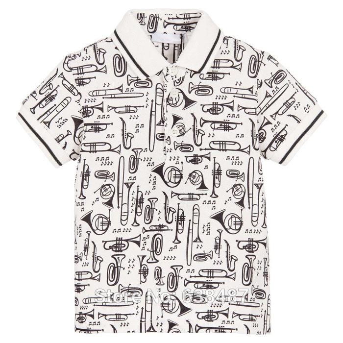 2018 Baby Boys Polo Shirts New 2018 Brand Quality 100 Cotton Kids