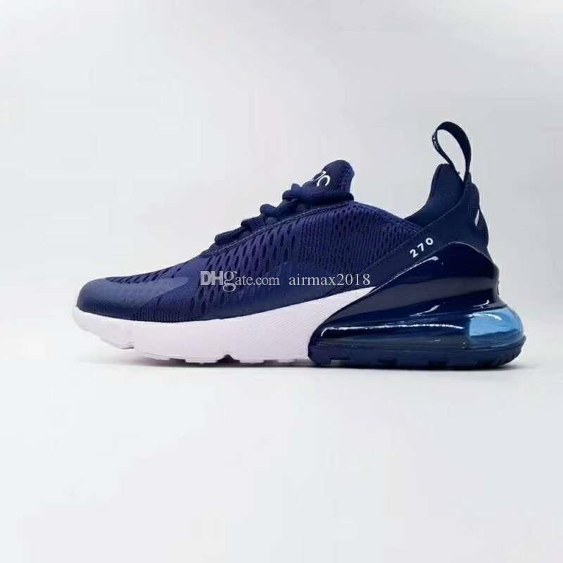 180dff2820ab9a 2018 99 High Quality Mens Running Shoes Triple 270 Trainer Sports Womens  Aires Sole 27C Sneakers Size US 5.5-11 Online with  94.41 Piece on  Airmax2018 s ...