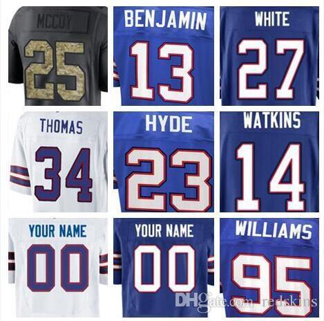 37c8a3340 2018 Buffalo Jim Kelly Jersey Bills Bruce Smith Micah Hyde Phil Hansen American  Football Jerseys Elite Game Mens Womens Youth Kids Cheap 5xl Lamar Jackson  ...