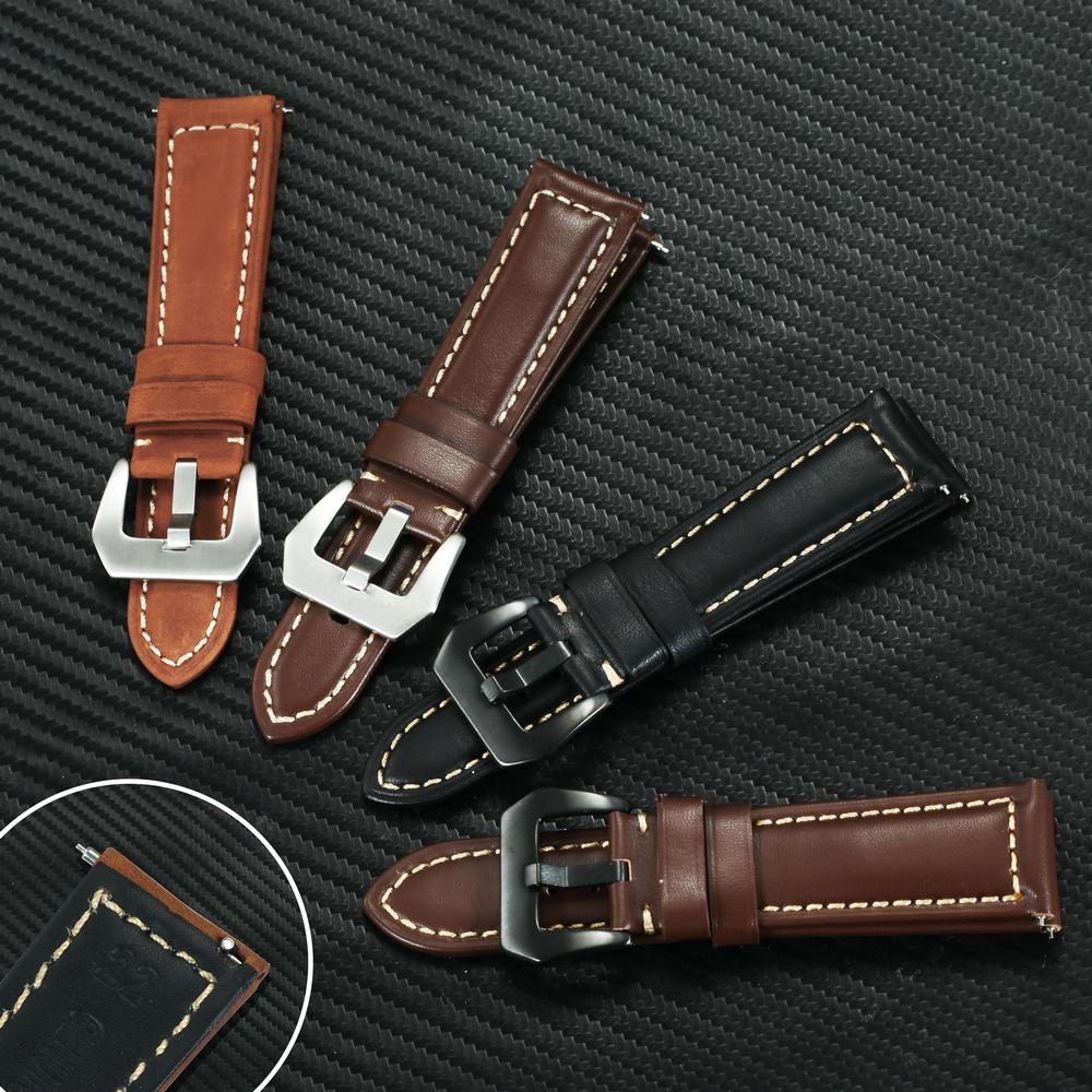 Armband 5rjl4a Sie Luxusuhr Echtleder Crazy Horse Kaufen Herren 8n0ONvmwy