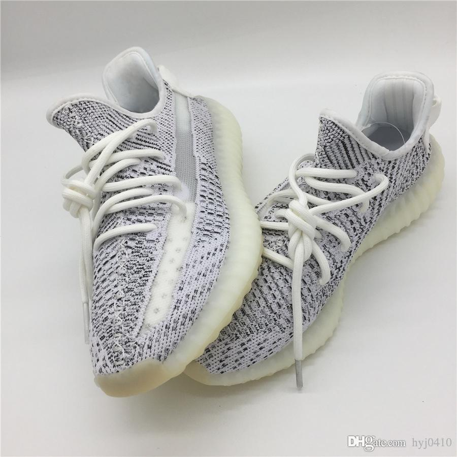 fe1d80acba716 Kanye West 350 V2 Static Black And White Zebra New Arrival Originals ...
