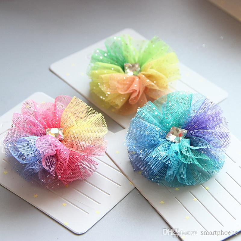 Cheap Handmade Fabric Ribbon Hair Accessories Cute Hair Accessories Little  Girl Headbands 95e9a8d88258