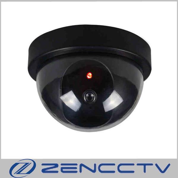 9a147893c Compre 6 Pçs   Lote Câmera Falso Dome Dummy Vigilância Interior Ao Ar Livre  Escritório Em Casa CFTV Câmeras De Segurança Piscando LED Vermelho De  Vivi2016
