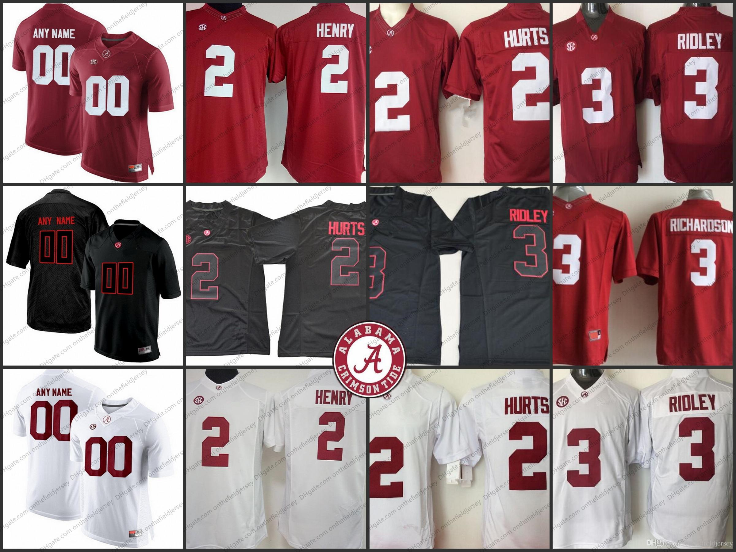 on sale f8e03 c6d20 clearance crimson tide 3 trent richardson red stitched ncaa ...