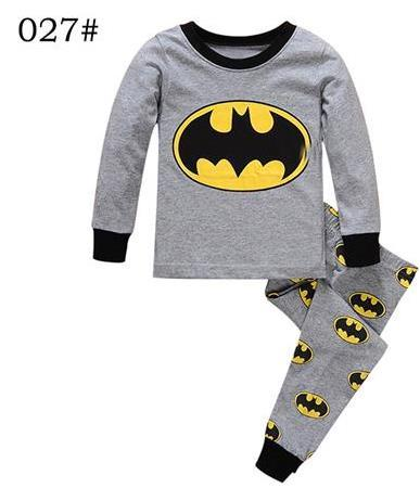 0c0733f71 Compre 2018 Crianças Conjuntos De Pijama Bebê Menina E Meninos Roupas Doces  Sonhos Pijamas Meninos Meninos Meninas Dos Desenhos Animados De Manga Longa  T ...