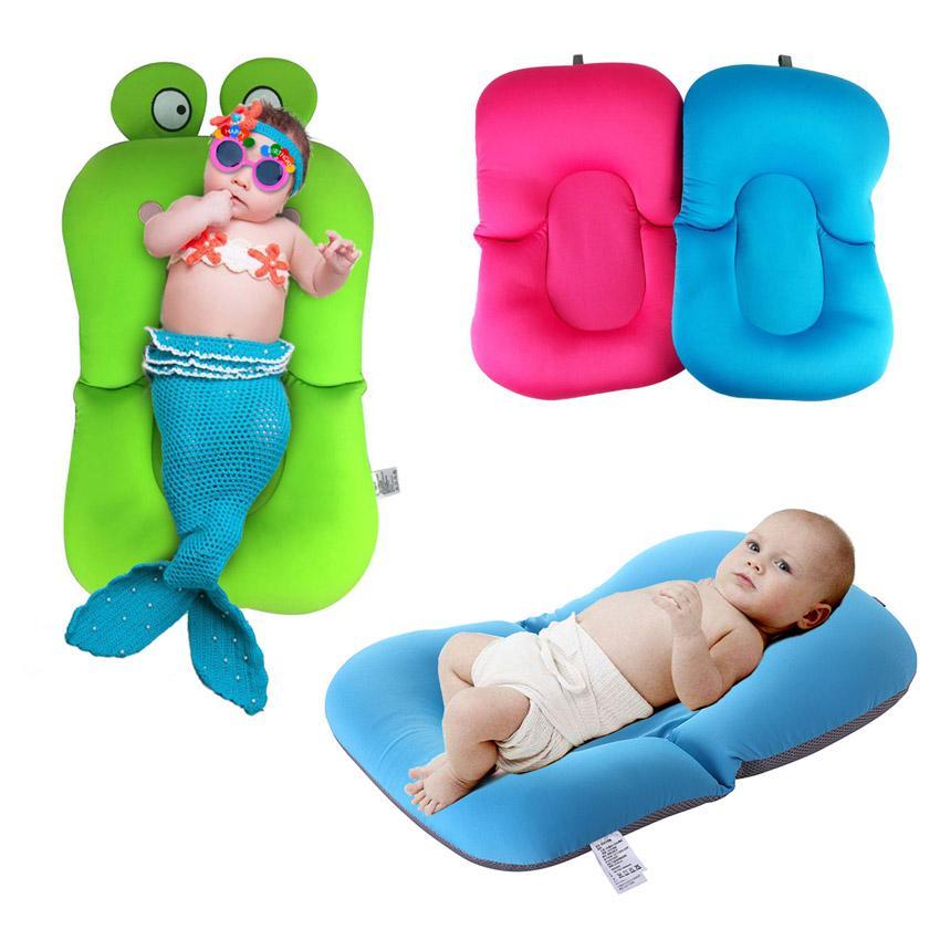 2018 Foldable Baby Bath Tub/Bed/Pad Bathtub Bath Chair/Shelf Baby ...
