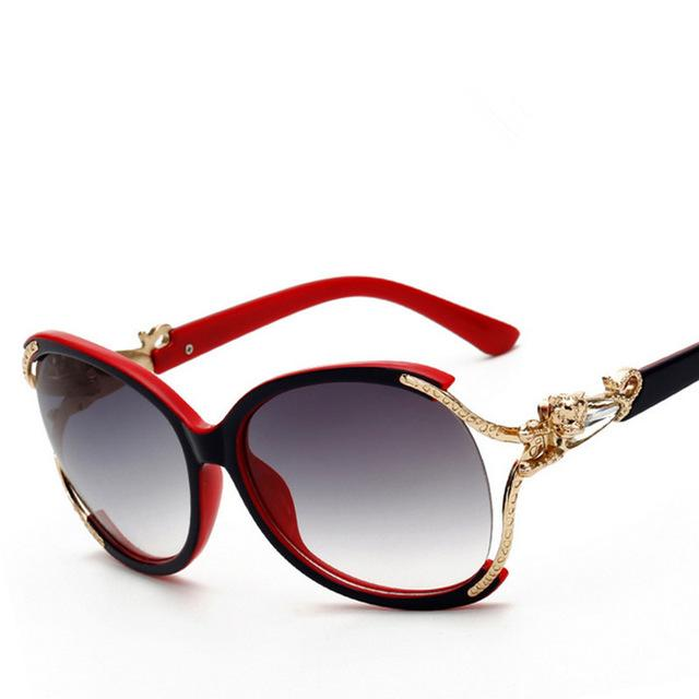 4fd2e5a6ef70 Butterfly Sunglasses Women Luxury Oversized Sun Glasses Female Eyewear  Vintage Oculos Hot Designer Shades Gold Suncloud Sunglasses Foster Grant  Sunglasses ...