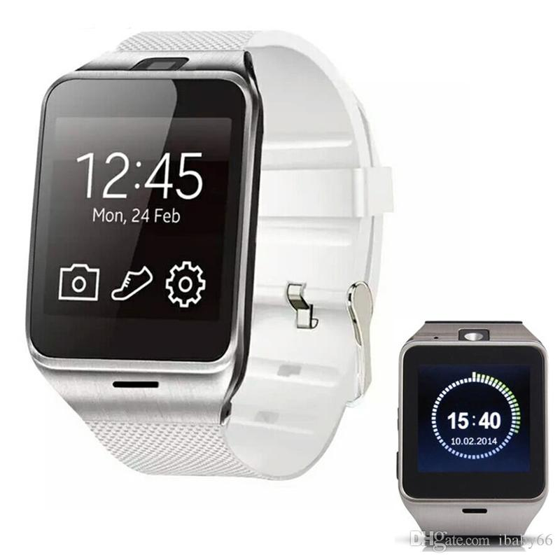 """GV18 Smart sport Watch 1.54"""" Display Fashion Sync Notifier Health Support Sim Card Bluetooth Connectivity for Android Phone Smartwatch"""