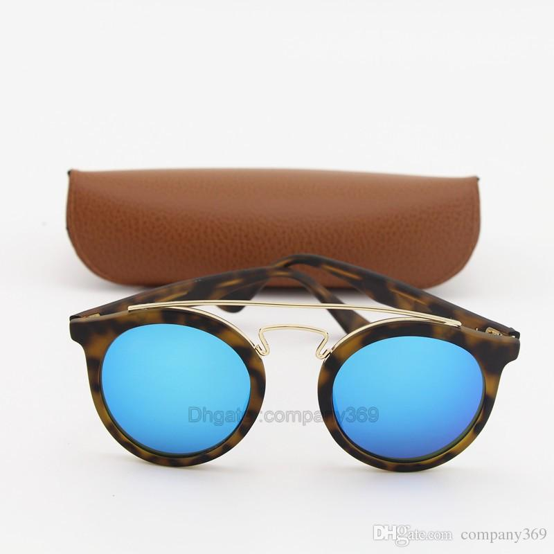 High quality Vassl 4256 Sunglasses Luxury Fashion Women Design UV  Protection Popular Matte Tortoise Frame Summer Stylel Oval Style Come Wi