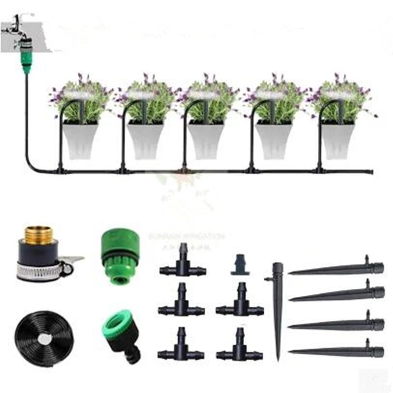 2019 Automatic Micro Bubble Drip Irrigation System Garden Irrigation