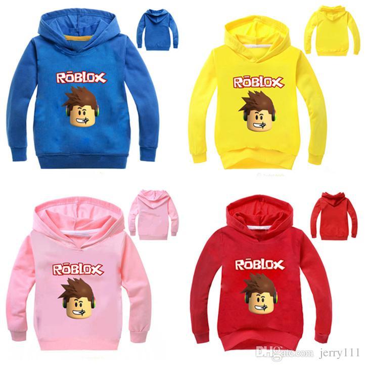 2019 35 Designs Roblox T Shirts Girls Boys Sweatshirt Red Noze Day