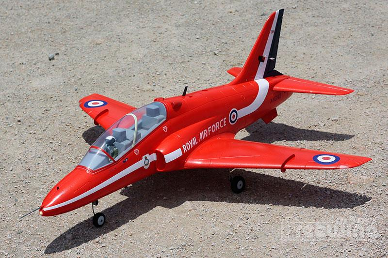 RC plane EDF jet New Freewing Bae Hawk 70mm plane model KIT with servos and  KIT version and PNP