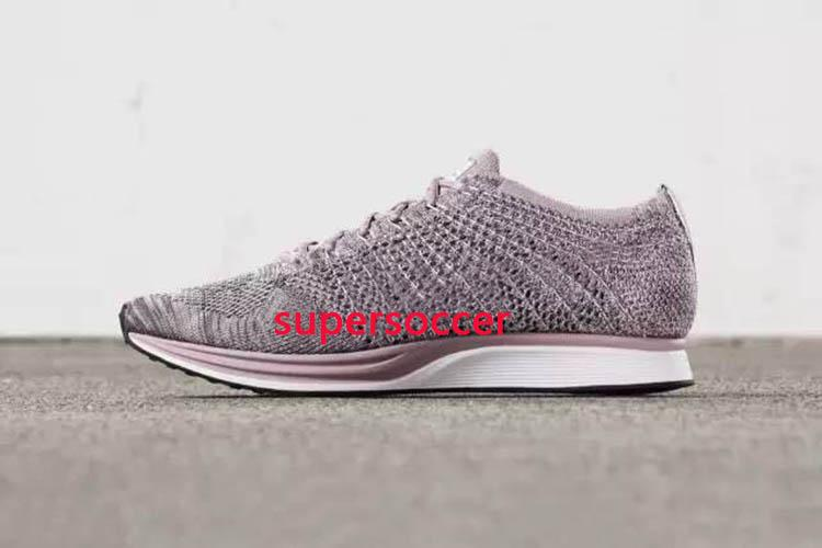 Top Quality Homens Mulheres Casual Racer Blueberry Pistache Lavanda Running Shoes Leve Respirável Respirável Andar Sapatos Sneake
