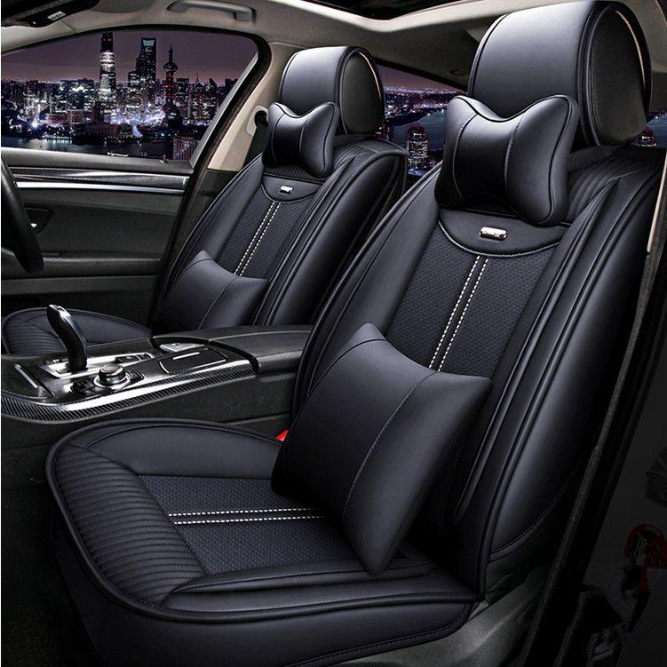 Best Quality Full Set Car Seat Covers For Hyundai Santa Fe 5 Seats