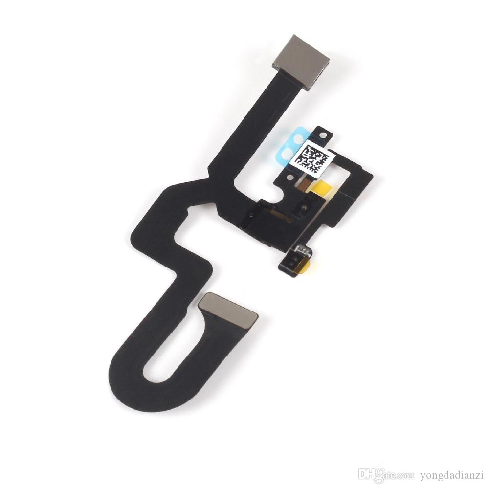 """For 100% TEST WORKING Front Facetime Camera with Proximity sensor Flex Cable for original iPhone 7 7G 4.7"""""""