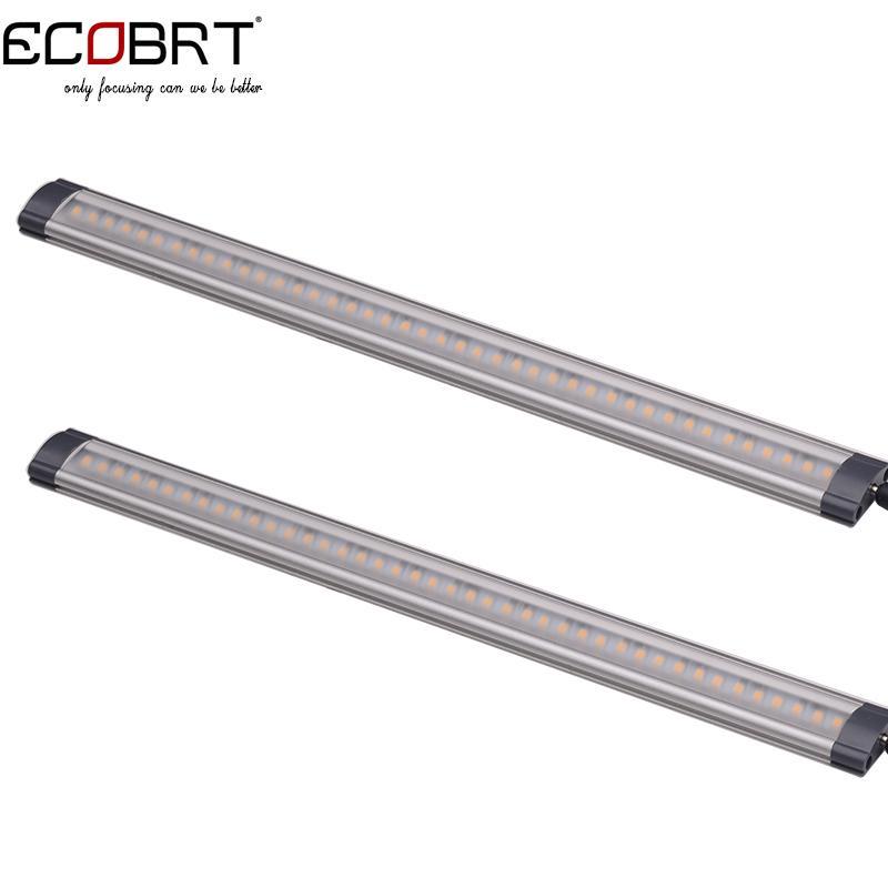 modern 12v kitchen led under cabinet lights tubes 50cm long 5w
