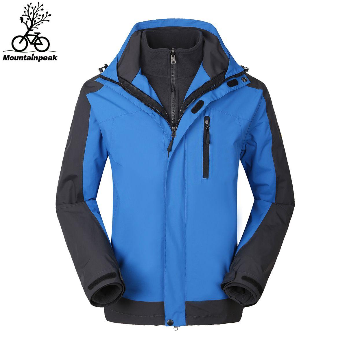 3b696fa90 2019 Mountainpeak Riding Coat Outdoor Hiking Jackets Waterproof Cycling  Jersey Warm Coat Jacket Climbing Jacket Men Pizex Sportswear From Pittsburgh