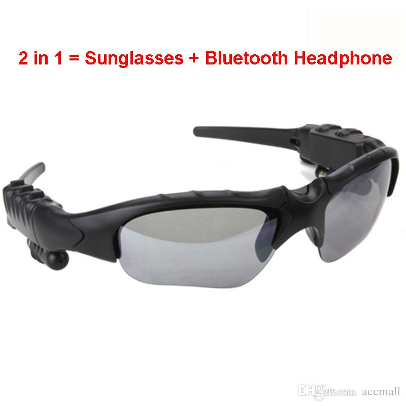 60485e2d59b5 Sports Sunglasses Wireless Bluetooth Headset Earphone Bluetooth V4.1  Headphones Sun Glasses Polarized Driving MP3 Player Smart Phone Vr Smart  Ora Smart ...