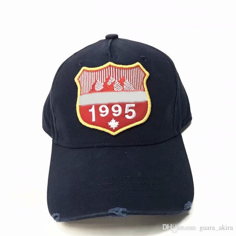 Fashion Outdoor Accs Casual Snapbacks 1995 RED LEAF Print Sports Caps  Adjusted Sun Hats Brand Baseball Hats UK 2019 From Gaara akira a36e4a11790f